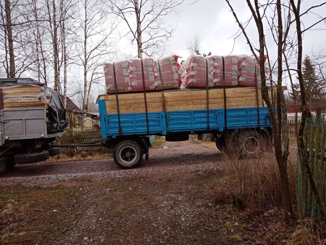 доставка перевозных бань
